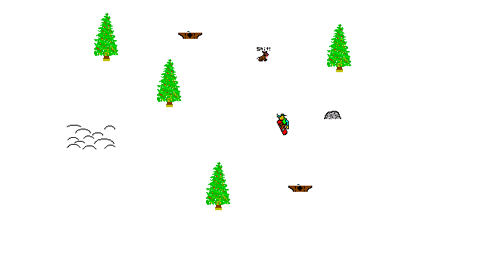 Ski4Free Snowboarding version
