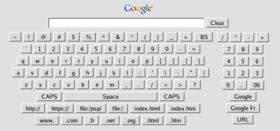 Virtual Keyboard for PSP (Qwerty)