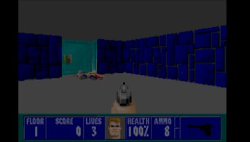 Wolfenstein 3D Port