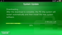 PS Vita Official Firmware