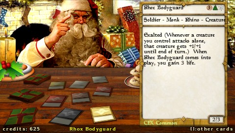 Collectible Card Game Headquarters View Topic Christmas Theme