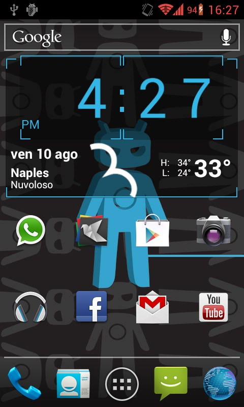download cm9 for xperia x8