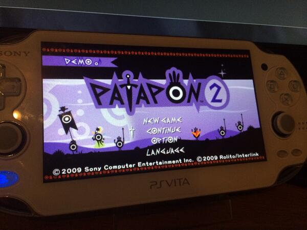 patapon 2 demo psp