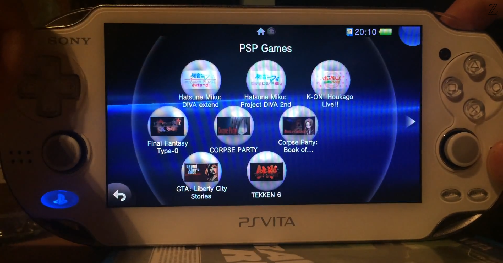 ps vita emulator android 2014