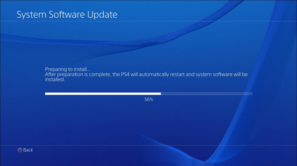 ps4 firmware update system software fw