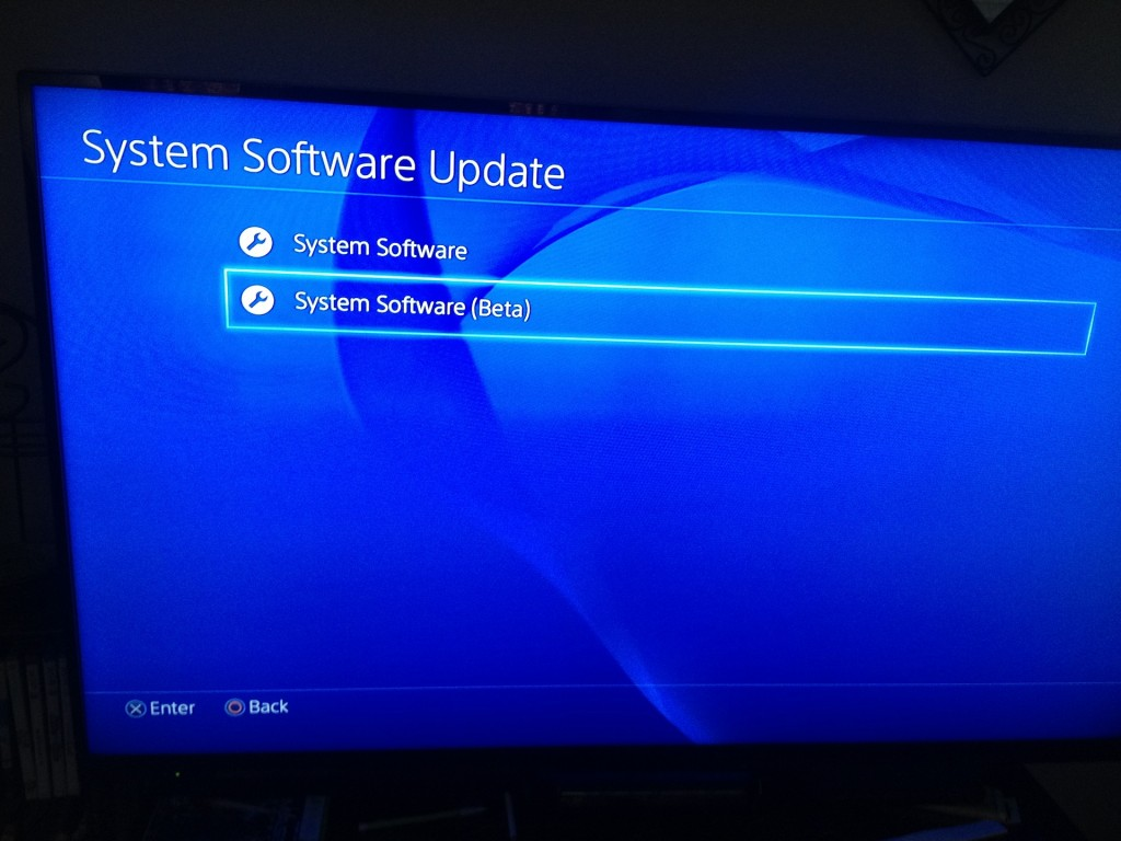 PS4 FW 250 Beta