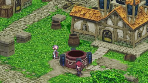 Disgaea 2 running on ppsspp