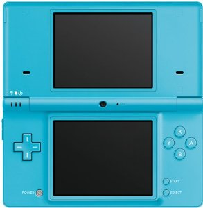 New Blue Nintendo Ds 15