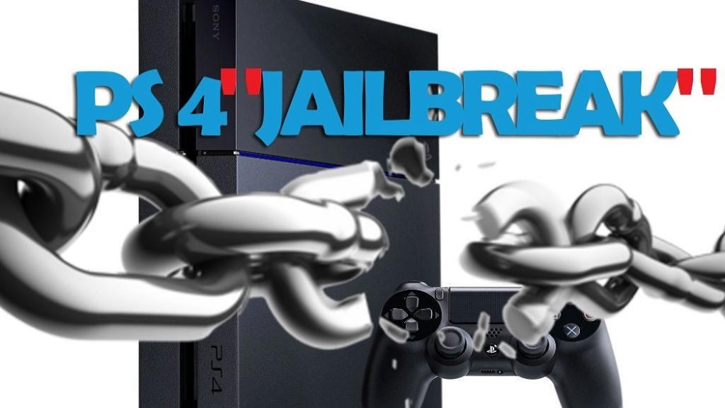 PS4-'jailbreak'