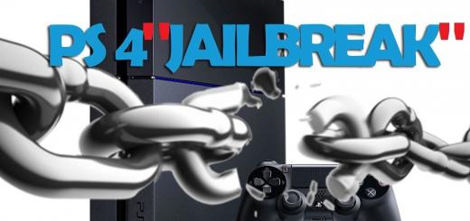 PS4 Jailbreak 2016