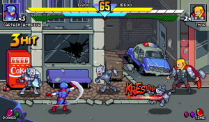 Tiny Avengers - Age of Ultron Arcade