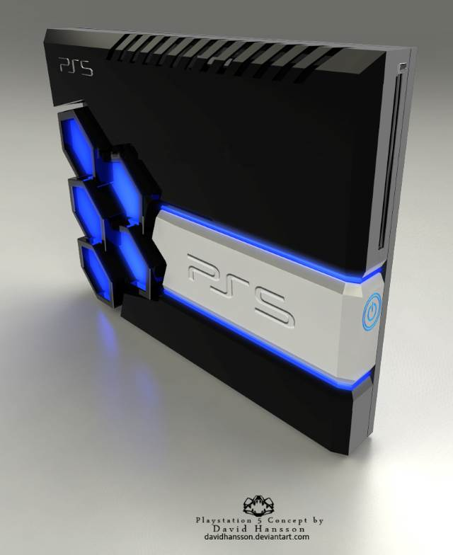 Ps5 News The Ps4 Could Be Sony S Last Real Console Ps5 A