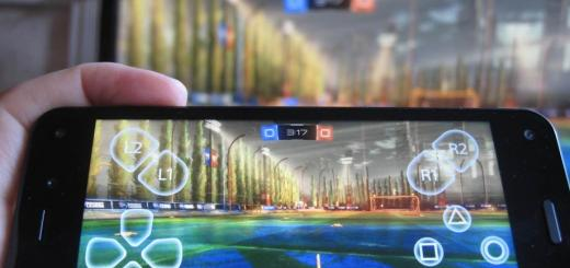 PS4 Remote Play - Android