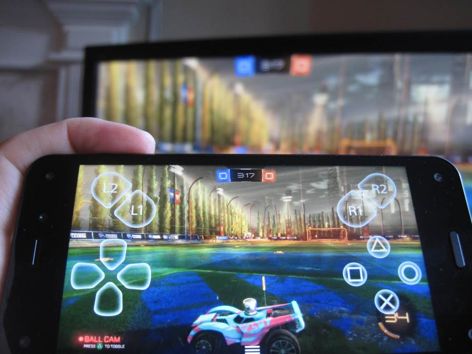 PS4 Remote Play android