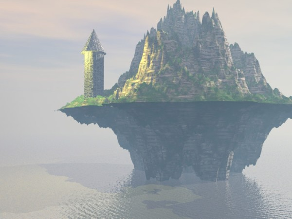 Aeolia, the Floating Island