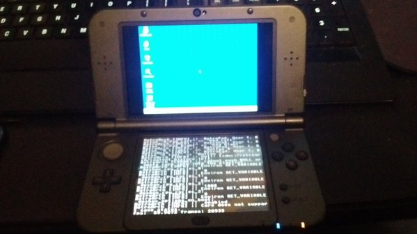 Windows 95 on the 3DS