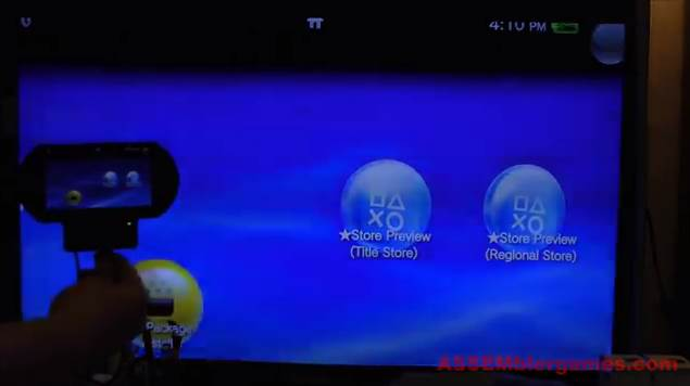 ps vita prototype hdmi