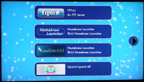 Wii U Homebrew launcher released by Dimok (supports 5 4 0, 5 3 2