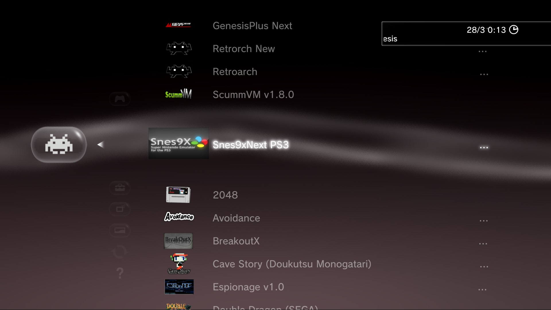XMBPD (XMB Package Downloader for PS3) gets updated to v0 2