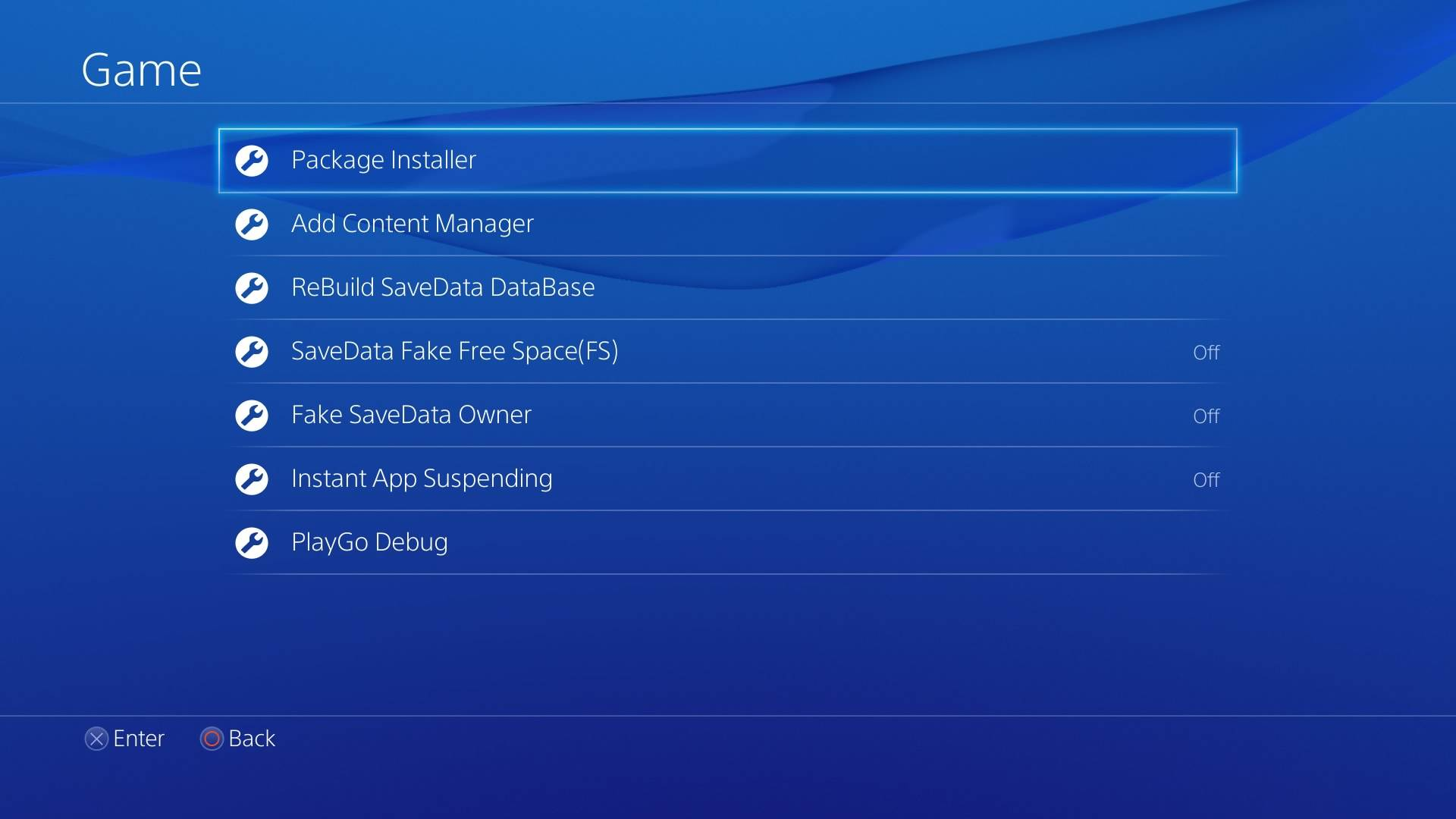 PS4 hack: dlclose exploit updated to enable dev menu - Wololo net