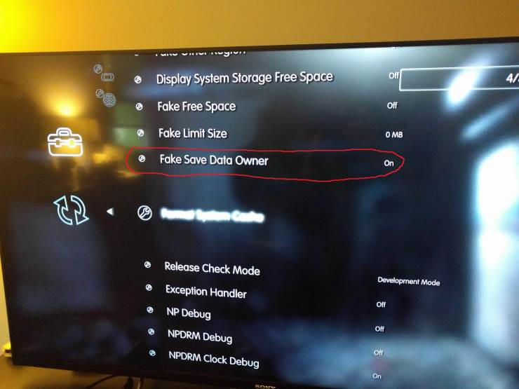 PS3 - How to Activate Fake Save Data Owner on Rebug CFW - Wololo net
