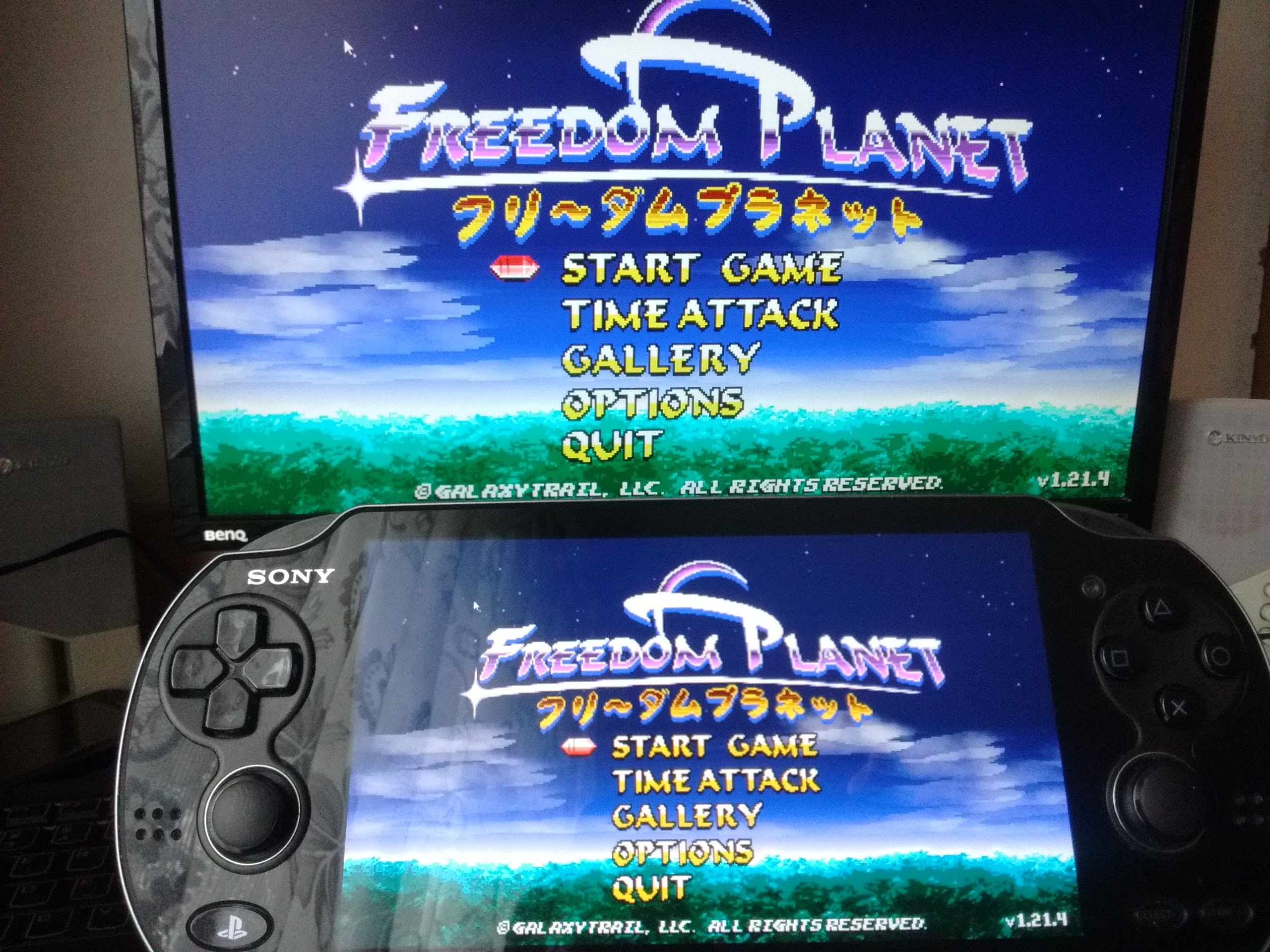 Stream games from your PC to your PS Vita - Moonlight Vita