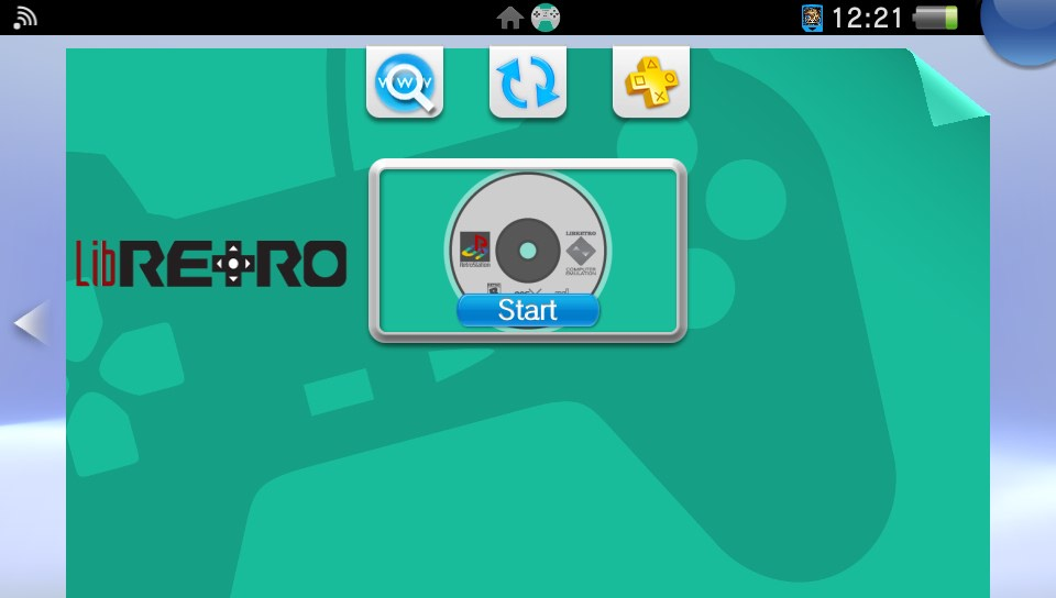 RetroArch Update: PCSX-ReArmed now working! - Wololo net