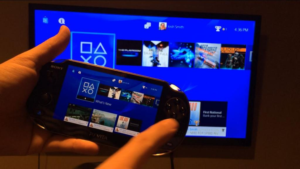 ps4relink - PS4 Remote Play on PS Vita without PSN sign-in, now