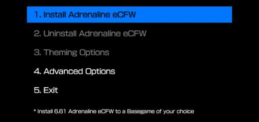 Adrenaline Easy Installer 1.05