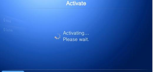 Activation without PSN
