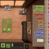 Learn basic programming Human Resource Machine
