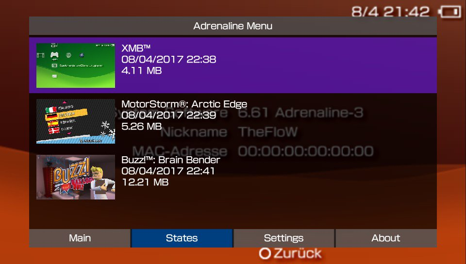 Adrenaline 6 61: TheFlow teases full PS1 compatibility for