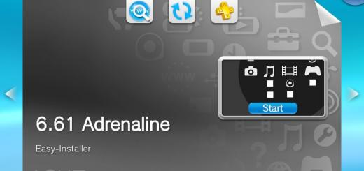 Adrenaline Easy Installer 1.061
