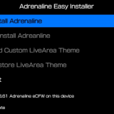 Adrenaline Easy Installer 1.10