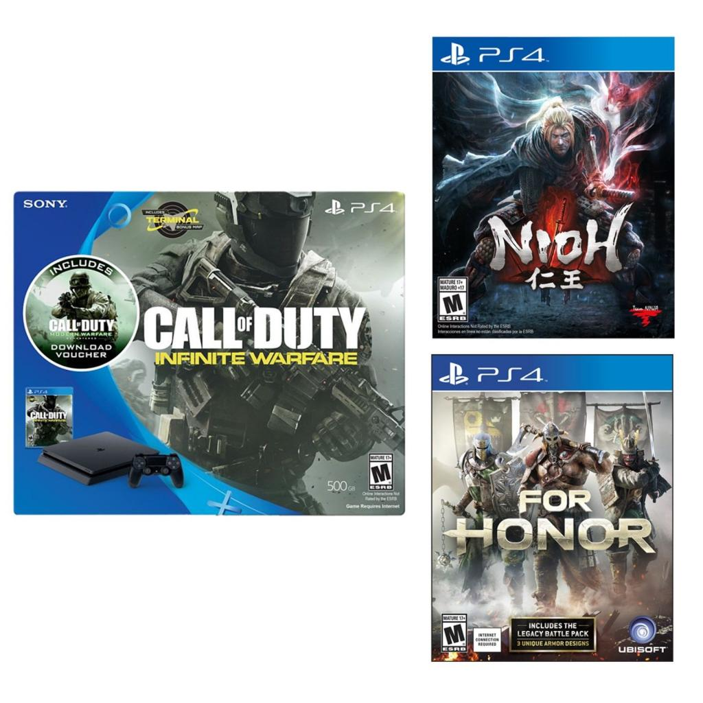 For Honor, $15 for $334 worth of PS3/PS4 games, and an