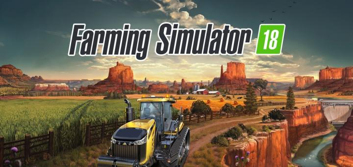 Farming Simulator 18 release information