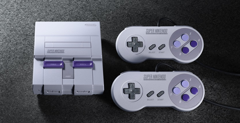 SNES Classic edition announced - To be released on the 29th of