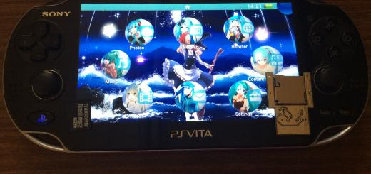 SD2Vita review - Srident