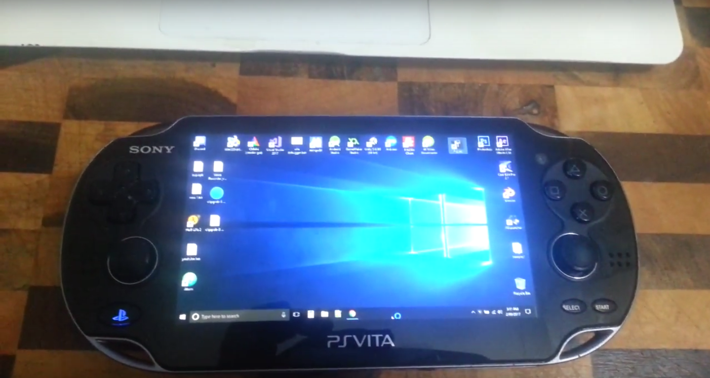 PC Link for PSVita teased - Stream your computer's display