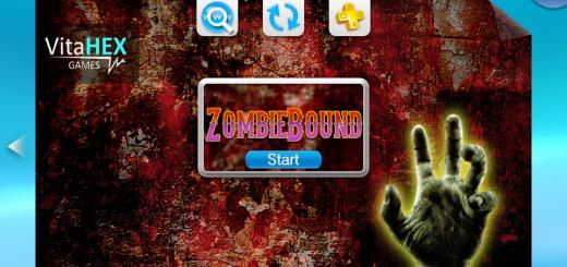 Zombiebound released!