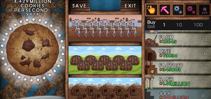 Cookie Clicker 0.2 released!