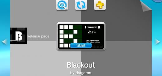 Blackout for the PSVita released