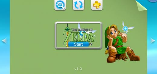 ZeldaNSQ released for the Vita