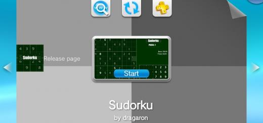 Sudorku for the PSVita released