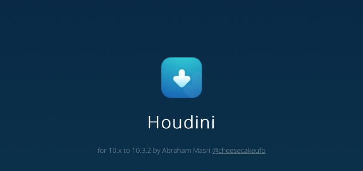 Houdini and jailbreak exploits released