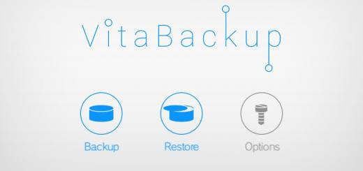 VitaBackup updated to version 1.1!