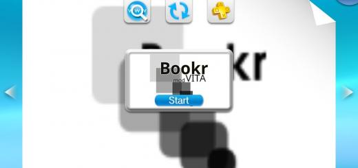 Bookr Mod Vita properly released!