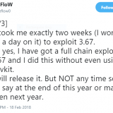 TheFlow's huge announcement - taiHEN/HENkaku will eventually be on 3.65/3.67