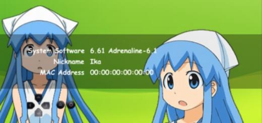 Adrenaline-6.1 released! FW 3.65/3.67 now supported