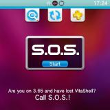 S.O.S for the PSVita released - Get VitaShell back easily!